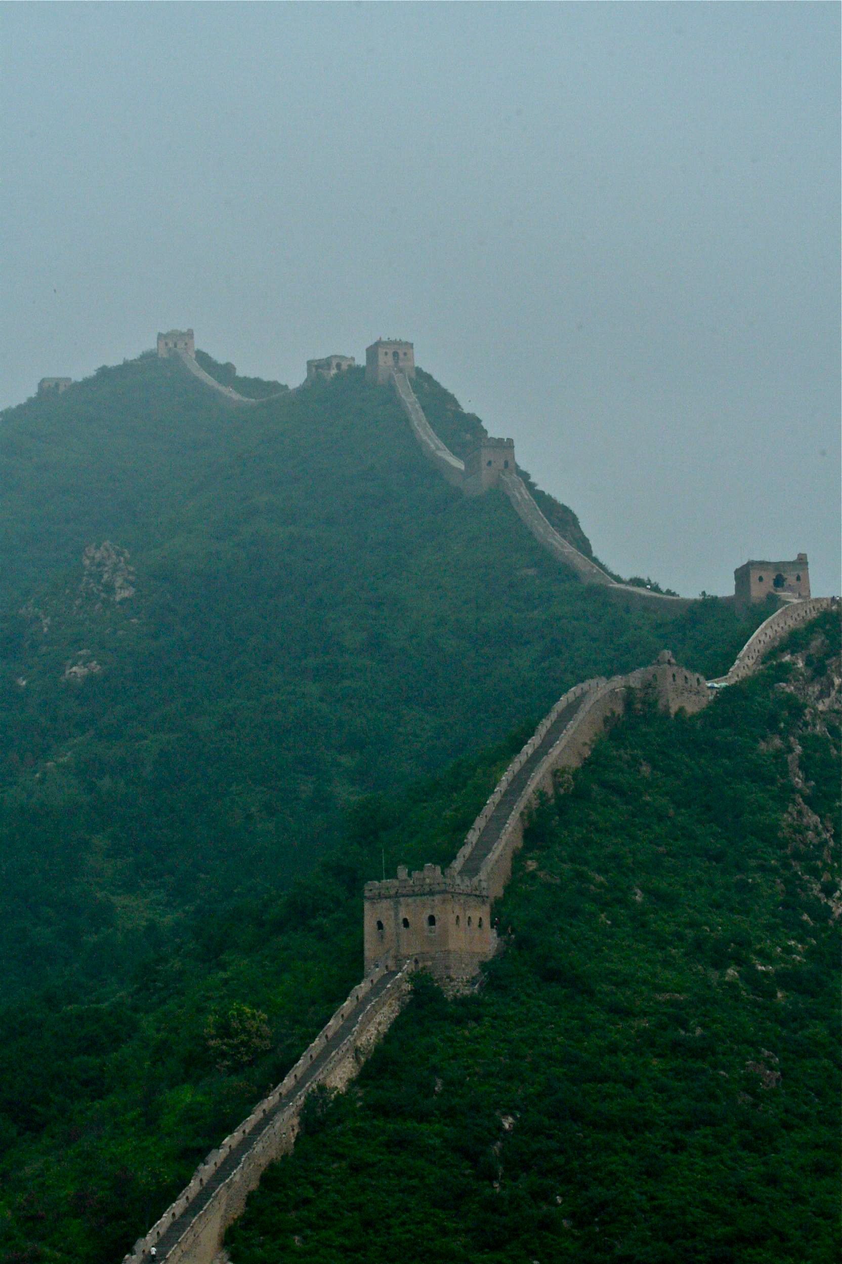 The Great Wall A Remembrance – text2cloud